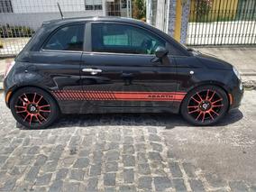 Fiat 500 1.4 Cult Dualogic 2013 Único Dono Novíssimo Extra