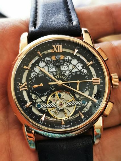 Reloj Patek Philipppe Automático Turbillon