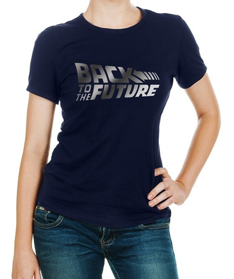 Playera Volver Al Futuro Back To The Future Marty Mcfly