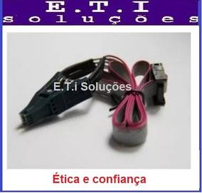 Adaptador Sop8 150mil 200mil Cabo Clamp Soic8 Novo Original