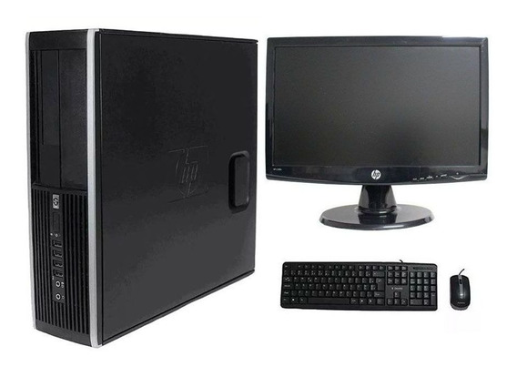 Computador Hp Elite 8200 I7 16gb 500hd Monitor 18,5