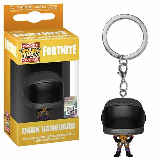 Llavero Funko Pop Fortnite Dark Vanguard
