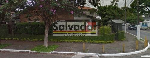 Casa Térrea Na Av Aratãs - Planalto Paulista  -  São Paulo - 4792