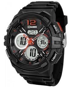 Relógio Xgames Xmppa124 P2px Masculino Anadigi - Refinado