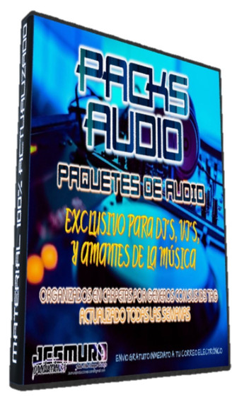 Packs De Música Djs Y Vídeos Edit Especial Para Vdjs