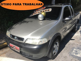 Fiat Strada 1.5 Working Ce Gasolina 2002