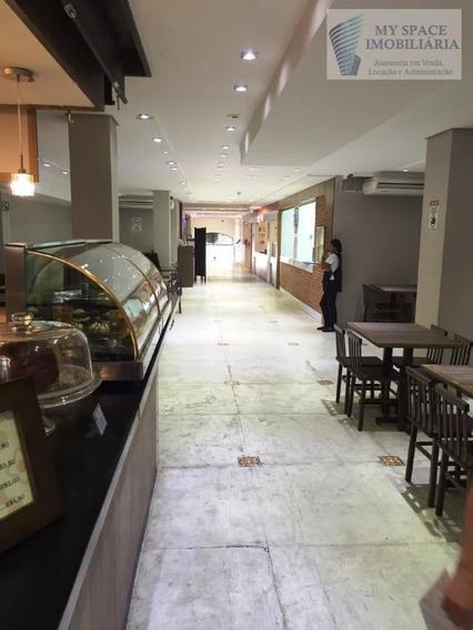 Loja Comercial Para Locação, Pinheiros, São Paulo. - Lo0005
