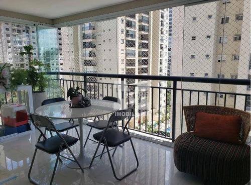 Apartamento Com 2 Dormitórios À Venda, 68 M² Por R$ 716.000,02 - Bosque Maia - Guarulhos/sp - Ap2833