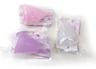 Copa Menstrual Reutilizable Ecológica + Instructivo +bolsita
