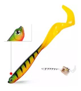Pescaditos Silicona 13cm - Divinos! Tremenda Accion De Nado!