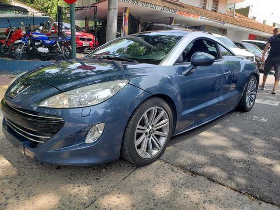 Peugeot Rcz 1.6 Thp 200cv 6mt, Anticipo Mas Cuotas, Permuto