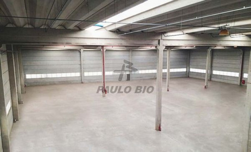 Imagem 1 de 15 de Galpao Industrial - Alphaville Empresarial - Ref: 3407 - L-3407