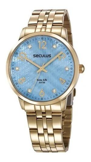 Relógio Feminino Seculus 28947lpsvda2