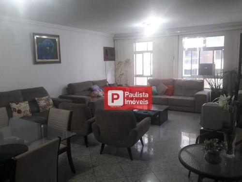 Apartamento Com 3 Dormitórios À Venda - Pompéia - Santos/sp - Ap29826