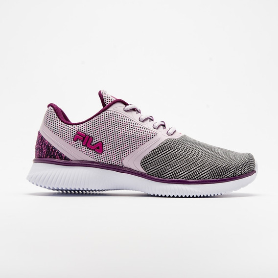 Zapatillas Fila Sweet Para Mujer - Gris Claro Y Gris Oscuro