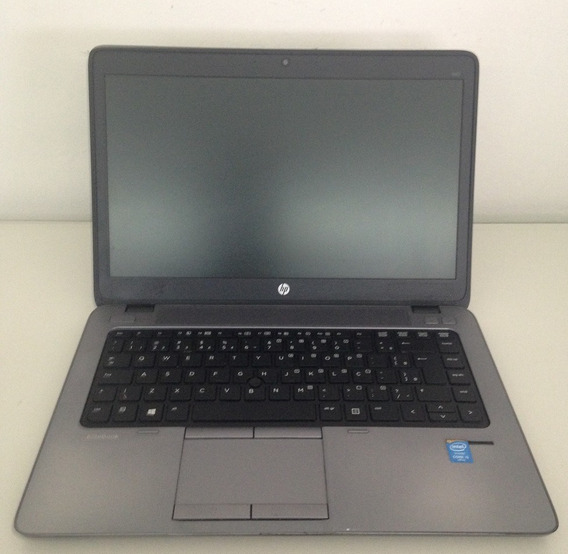 Notebook Hp 840 I5 4gb 500gb Windows 10 + Brinde!