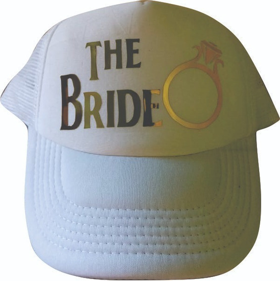 Gorras Personalizadas En Vinilo, Novia Despedida De Soltera