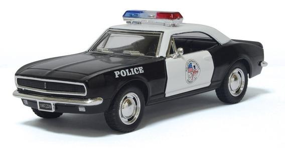 1967 Chevrolet Camaro Z/28 Policia 1:37 - Giro Didáctico
