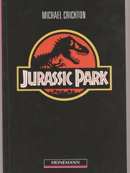 Livro Jurassic Park - Michael Crichton / 1991