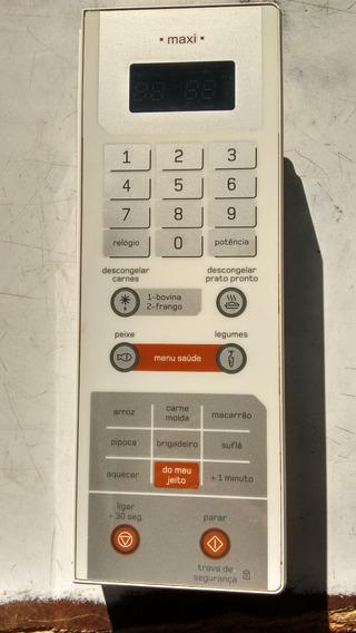 Placa Controladora Com Membrana Brastemp Bms35 Ab