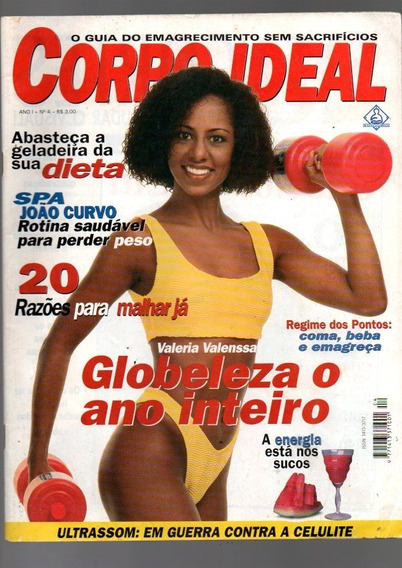 Revista Corpo Ideal Valeria Valenssa Nº 04 (1096)