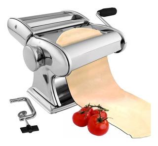 Maquina De Pastas Fabrica Acero Inoxidable Fideos Winco W150