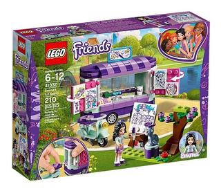 Lego Friends Emmas Art Stand 41332
