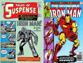 Ironman Tales Of Suspense Digital-colecccion Español