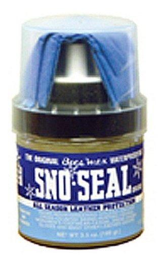 Sno Seal 3.5. Onzas (100g) Con Aplicador Impermeabilización