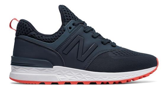 Zapatillas New Balance Ws574 Ema De Mujer
