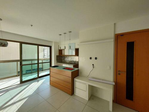 Imagem 1 de 21 de Apartamento Com 1 Quarto Por R$ 580.000 - Icaraí /rj - Ap47811