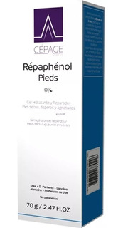 Cepage Repaphenol Pieds Hidratante Reparador Pies Secos 70g