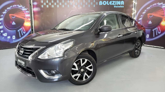 Nissan - Versa 1.6 Unique 2016