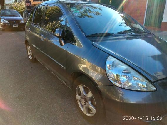 Honda Fit Lxl 2008 1.4 Con Gnc ( Nuevo)