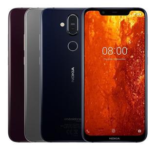 Nokia 8.1 Ta-1119 4gb Ram 64gb Nuevo A Pedido
