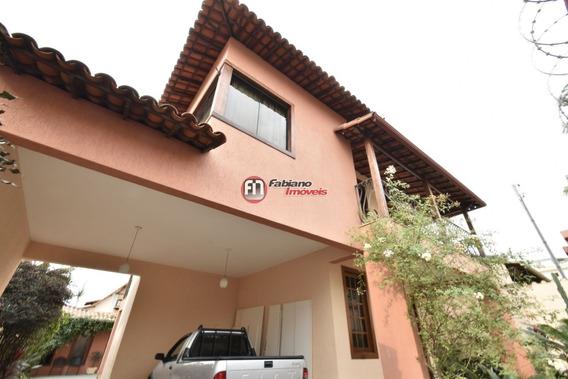 Casa 03 Quartos À Venda No Castelo, Belo Horizonte - Mg. - 5282