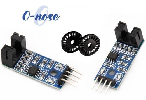 Modulo Sensor De Velocidad Motor Tipo Herradura Encoder