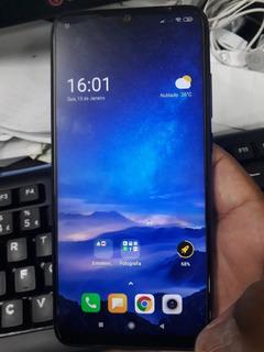 Xiaomi Redmi Note 7 64gb Azul Semi Novo 800 A Vista