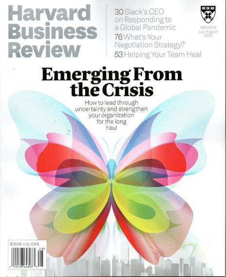 Harvard Business Review - Revista De Estratégias De Negócios