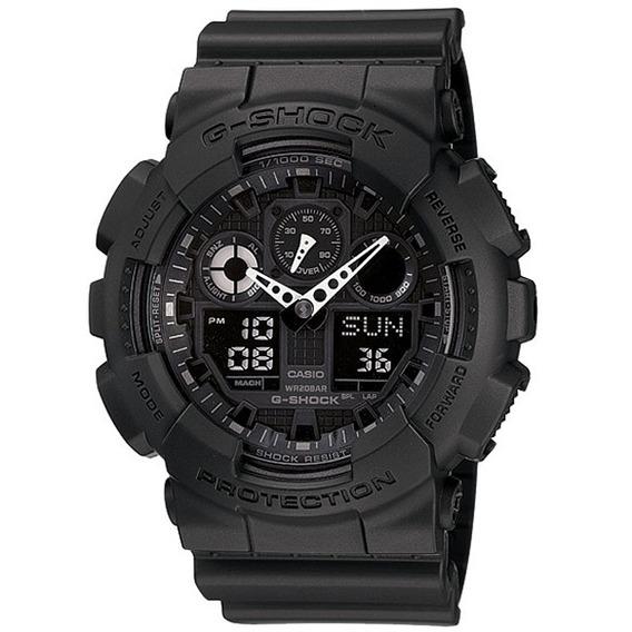 Relógio Casio - Ga-100-1a1dr - G-shock