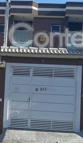 Casa Para Venda, 3 Dormitórios, Vila Costa Melo - São Paulo - 3208