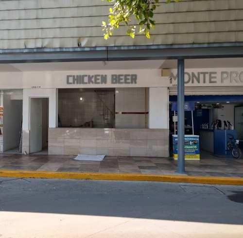 Excelente Local En Plaza Comercial, Atizapán
