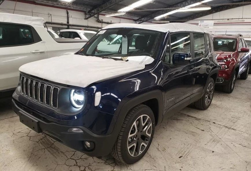 Jeep Renegade Longitude 1.8 At6 - Jazz Blue