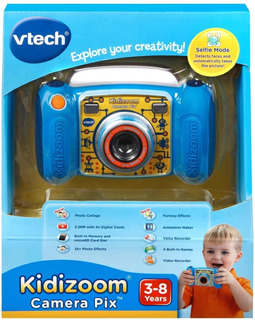 Cama Fotografica Digital Para Niños 2.0 Mega Pixels