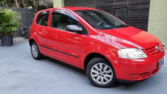 Volkswagen Fox 1.0 8v 2007 Flex