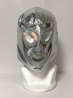 Santo Luchador Mascara De Licra Para Adulto