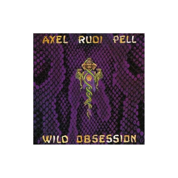 Pell Axel Rudi Wild Obsession Usa Import Cd Nuevo