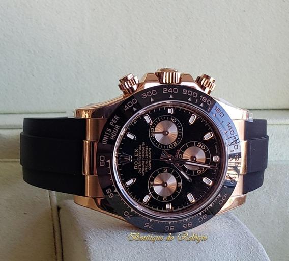 Relógio Eta - Modelo Day.tona Gold Ceramic Sa4130 - Noob