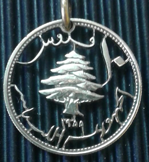 Moneda De El Líbano A22