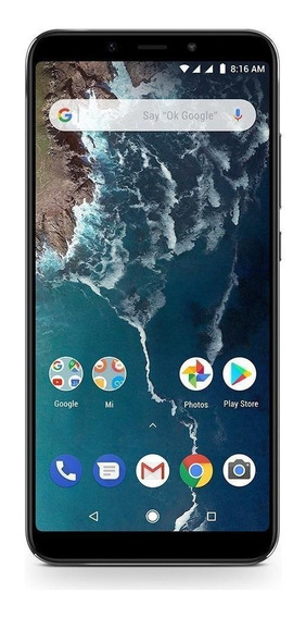 Xiaomi Mi A2 Dual SIM 64 GB Negro